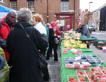 Archbishop Market Stall