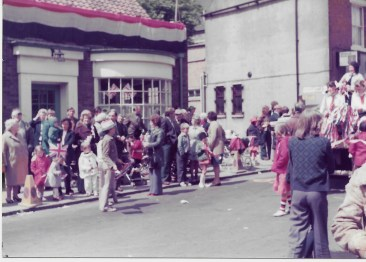 4 Silver Jubilee Parade Hedon 1977 by Tom Bond