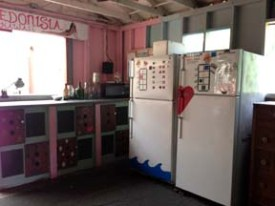 Community Refrigerators & Dry Food Storage