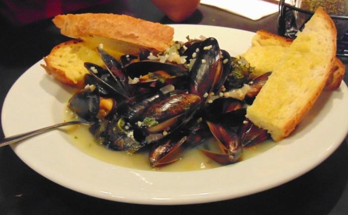 Pie-Tanza Mussels