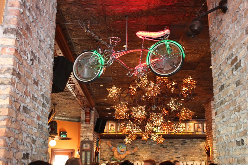 Bike Inside
