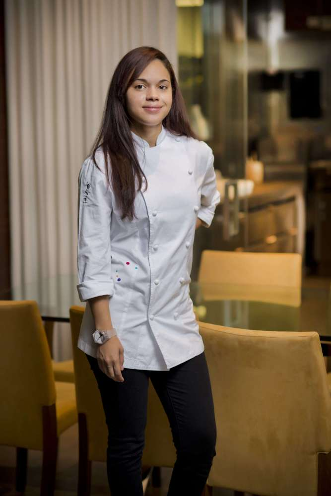 Angelina Bastidas Piripi Executive Chef