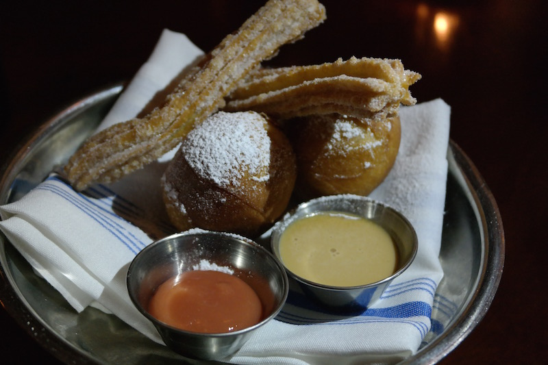 The Dutch Miami Churros-and-Donuts