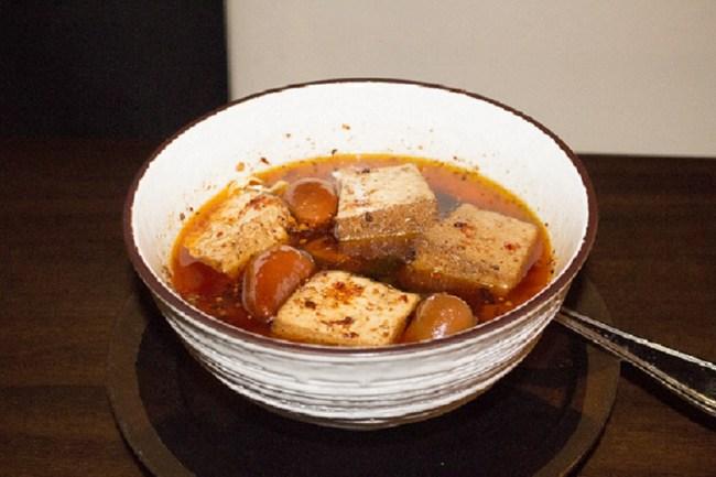 KOA Dynamite Tofu Nabe