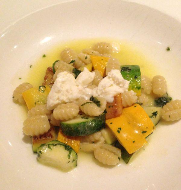 Telepan zucchini pasta