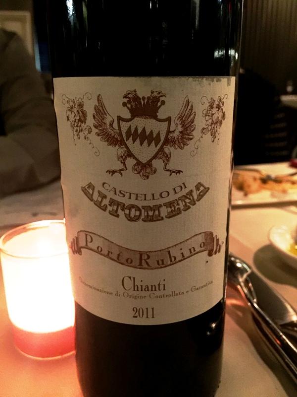 Miami Spice Chianti Wine