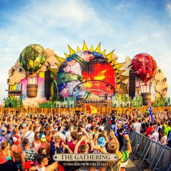 TomorrowWorld stage