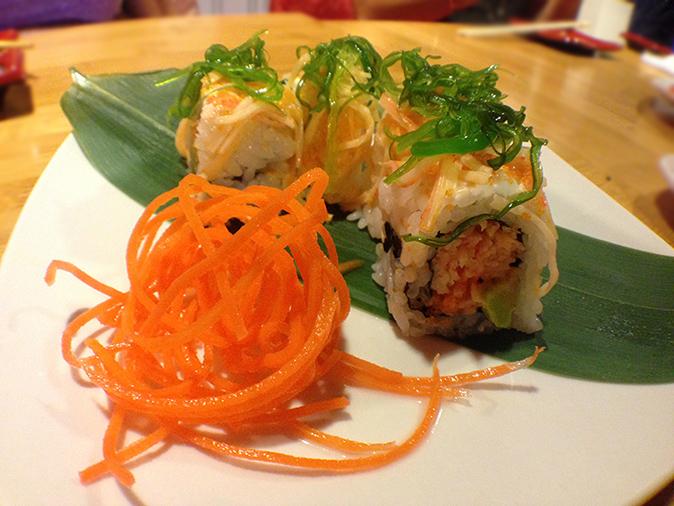 Kokai Sushi Lounge Review Dynamite