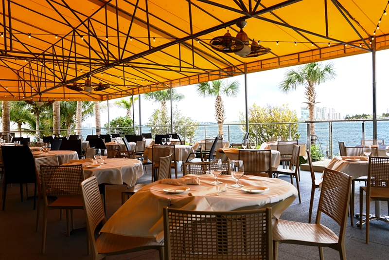 Antica Mare Miami exterior - courtesy of Antica Mare