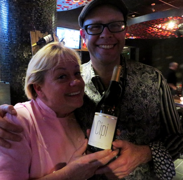 ipic theater - north miami - chef sherry yard and master mixologist adam seger