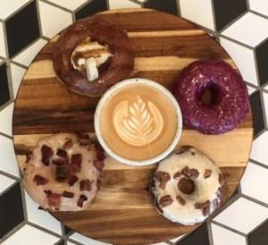 Coffee + Doughnuts