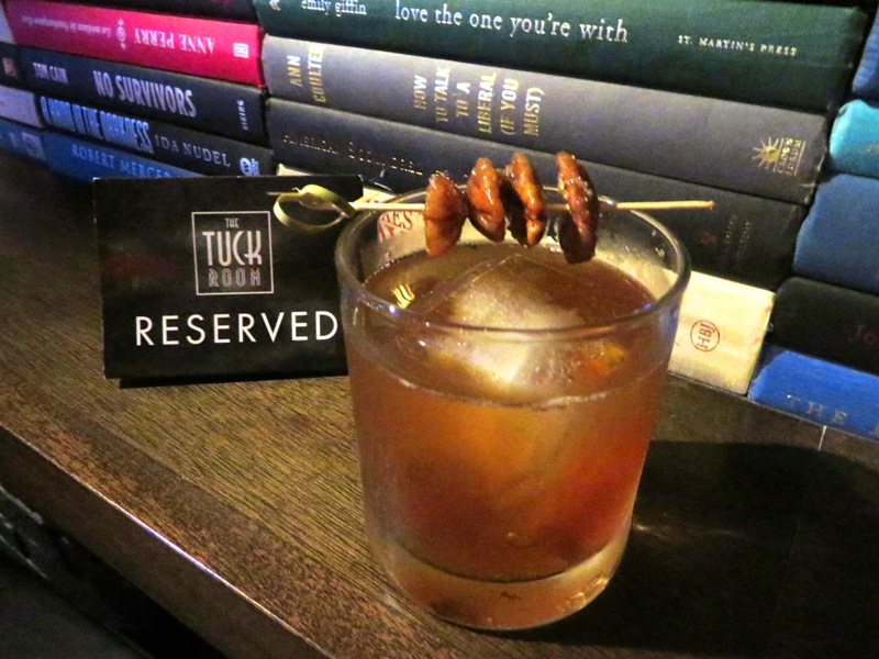 Tuck Room North Miami _DIY Old Fashioned