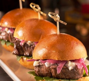 tuck room north miami_Filet Slider Trio - courtesy of ipic theaters