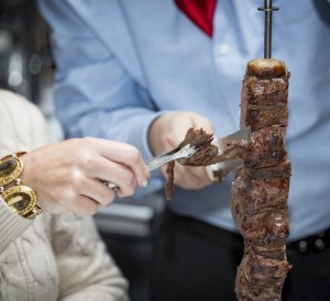 Fogo de Chao Naperville Beef Cut