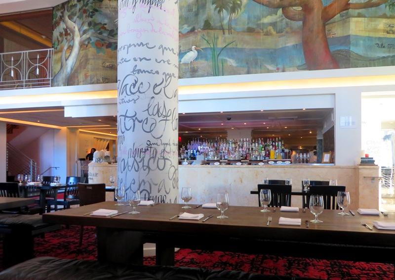 Pet Friendly Miami Vacation - SLS South Beach – lobby bar