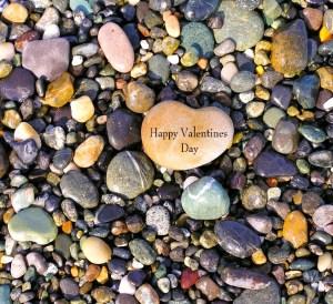 Valentines getaways - miami - Heart-Rock-Valentines-Day