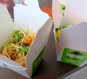 Lucky Chopsticks Best Bites – Asian Night Market at SoBeWFF - Miami - cover noodles