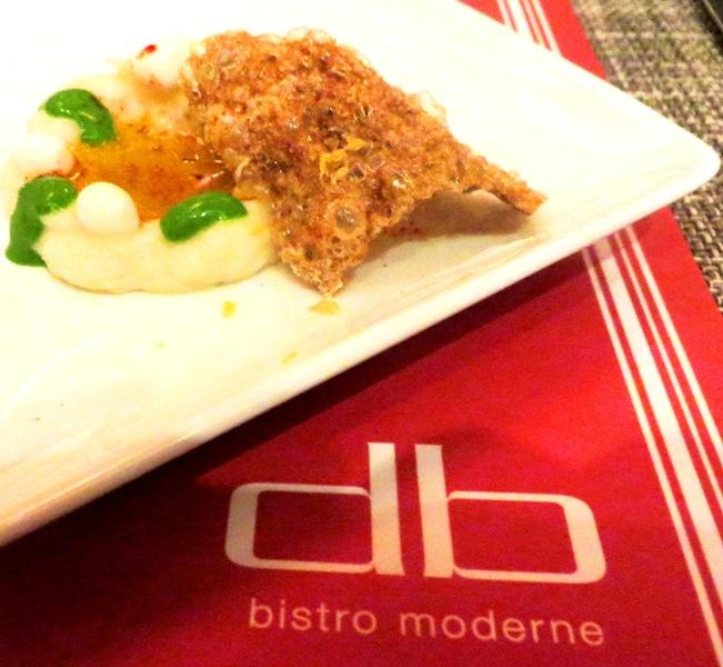 db Bistro Miami - SoBeWFF Dinner - bacalhau chicharron