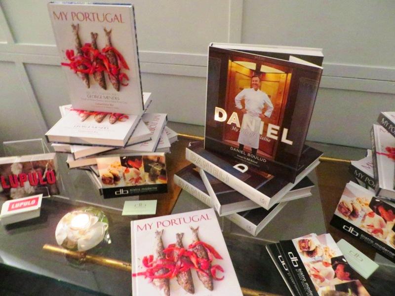 db Bistro Miami - SoBeWFF Dinner - cook books