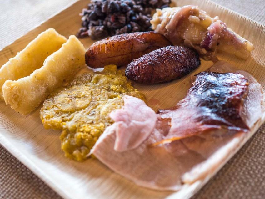 NJWFF Food Marketplace Lunch Latin buffet