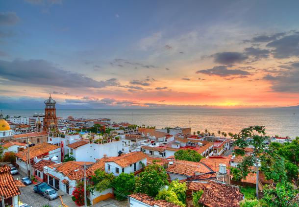 Spring Break Vacation - downtown puerto vallarta- courtesy of CasaMagna Marriott Puerto Vallarta Resort - Spa
