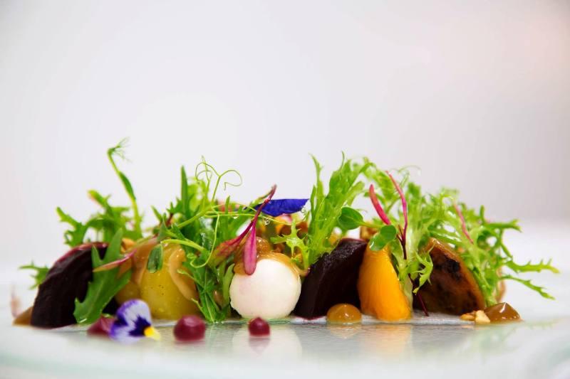 spring break vacation - cuisine - courtesy of Grand Velas Riviera Maya