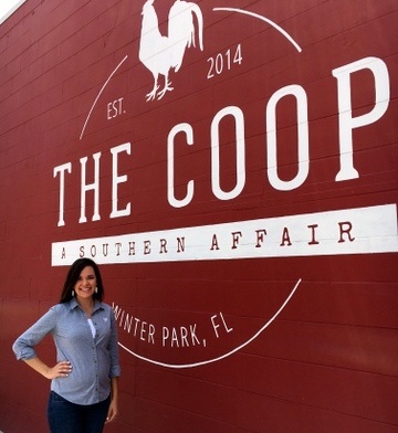 The Coop Winter Park Chef Whitney Miller
