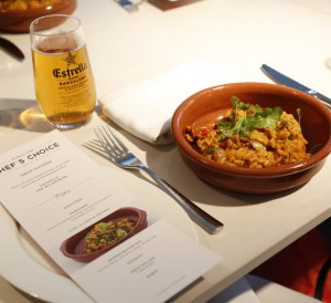 Estrella Damm Chef's Choice