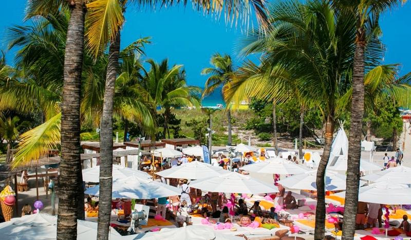 MIAMI PRESS SHOT VENUE- Miami Independance Beach Party - July 4th – courtesy of Nikki Beach Miami