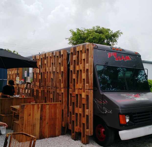 Wynwood Yard Summer Preview – dim ssam food truck