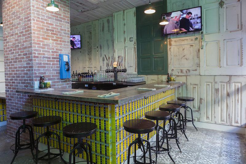 The Spillover Bar