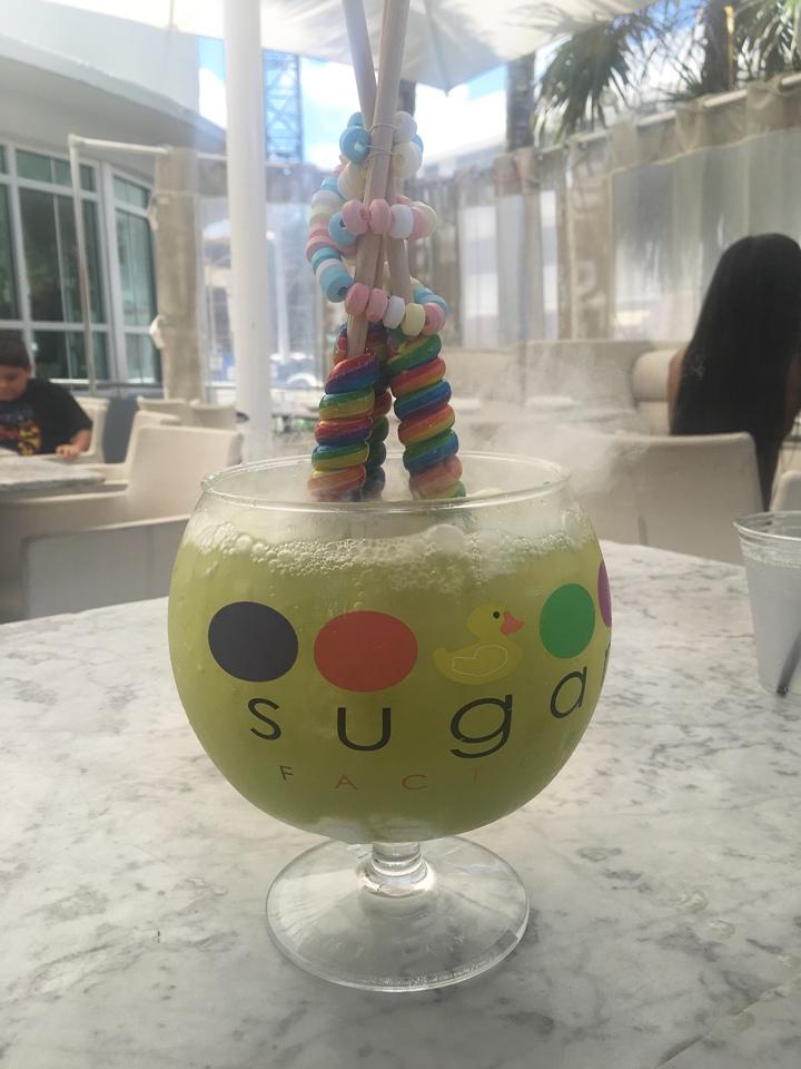 Sugar Factory Miami Beach
