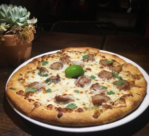 Finka Miami Islas Canarias Ham Croquetas Pizza