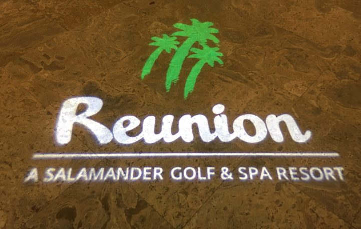 Reunion Resort entry