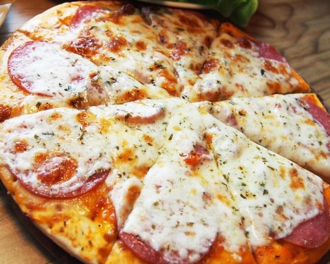 comfort foods pizza