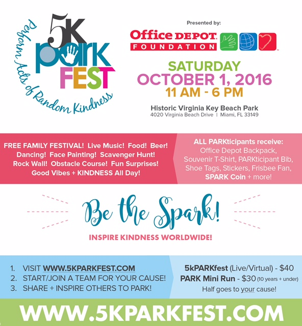 5K PARK Fest