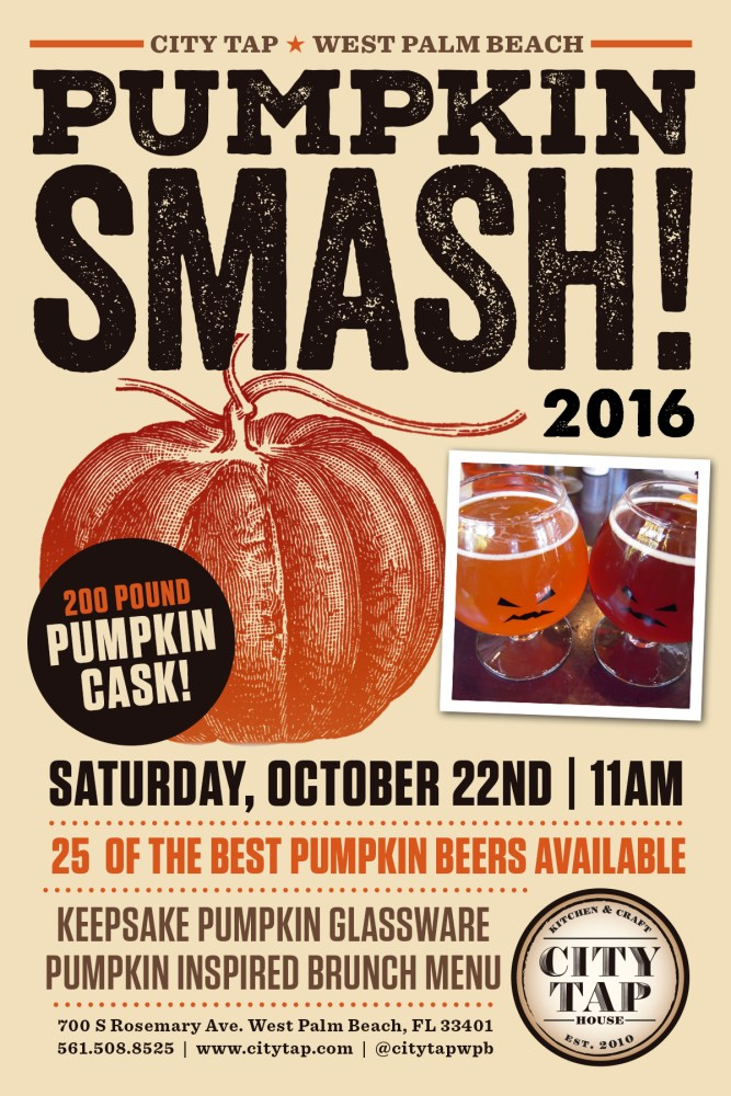 Pumpkin Smash! 2016
