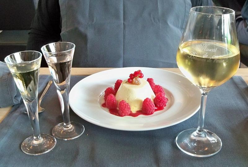 Food Pairings Dessert and Wine