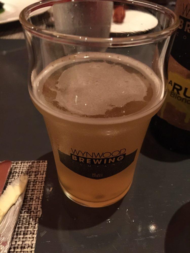 Wynwood Brewing Company - La Rubia