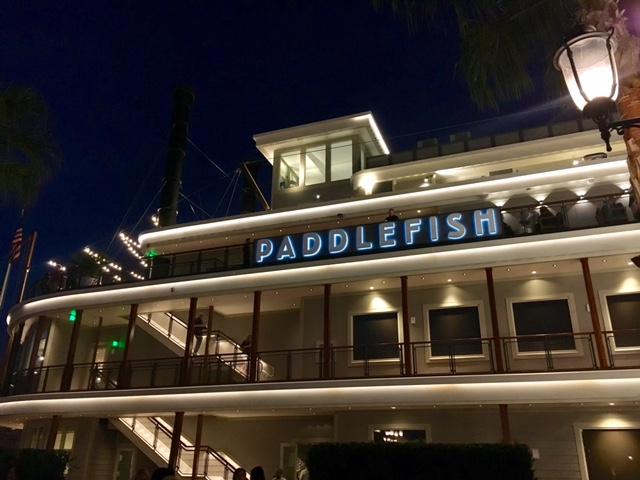 The newly redesigned Paddlefish Orlando