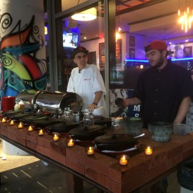 American Social Taco Bar Chefs