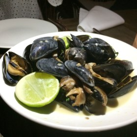River Yatch Club Mussels