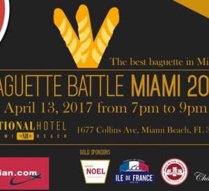 Baguette Battle