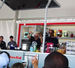 Grand Tasting Village - Snoop & Guy