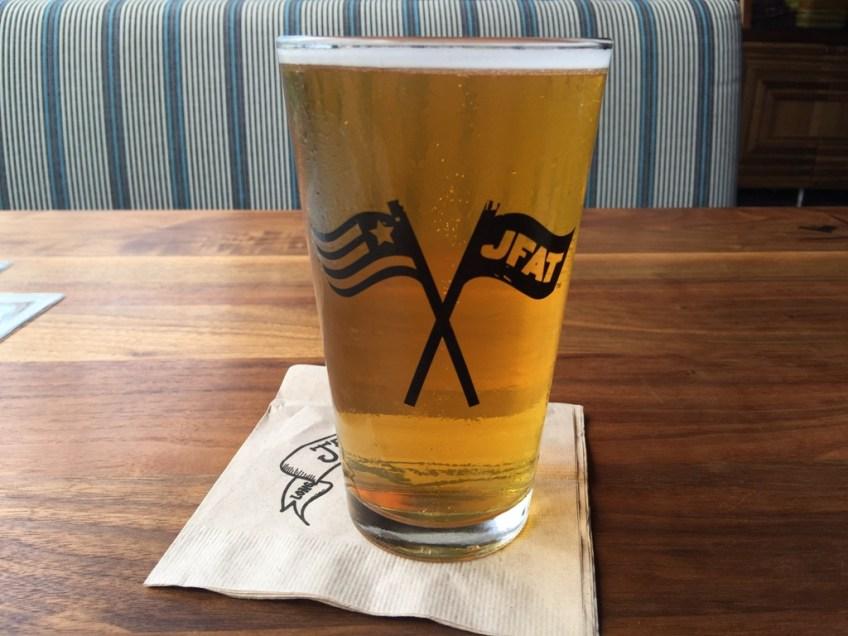 JFAT Blonde Beer