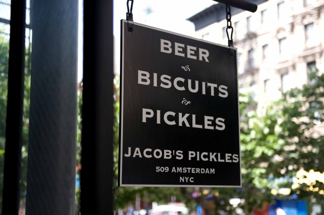 Jacob's Pickles