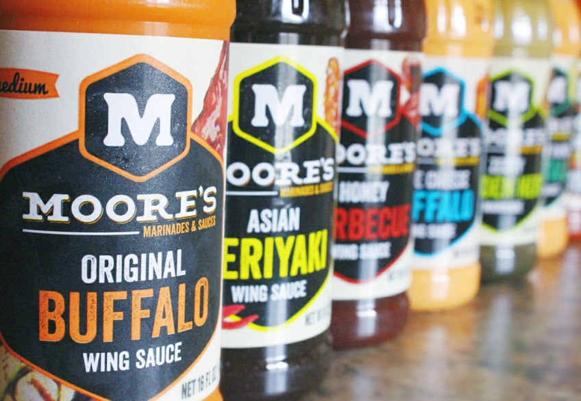 Moore's Marinades and Sauces Sauces