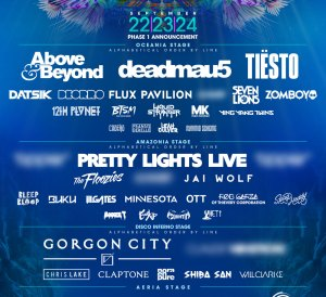 Imagine Music Festival 2017