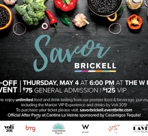 Savor Brickell Restaurant Week