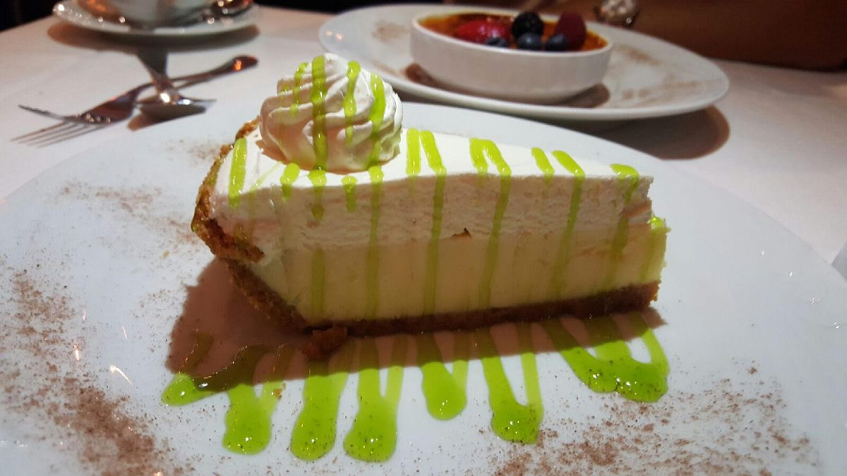 fogo de chao miami beach key lime pie